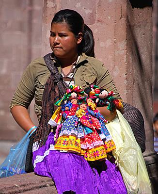 San Miguel de Allende vendor