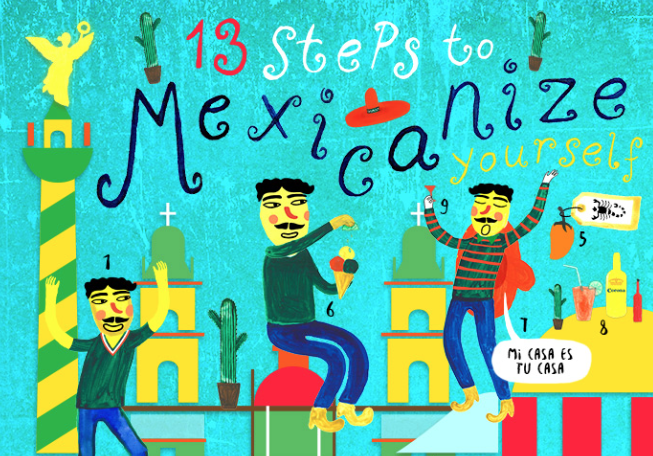 Mexicanize Yourself